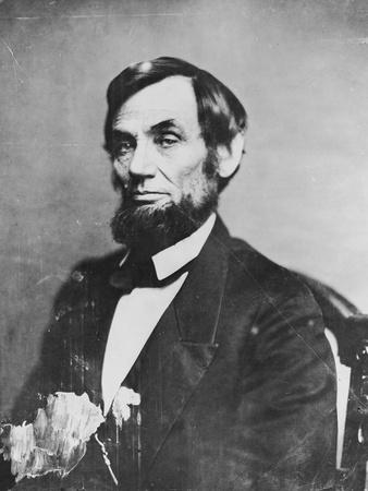 photograph relating to Printable Pictures of Abraham Lincoln identified as Abraham Lincoln, 1861 Photographic Print by means of Mathew Brady