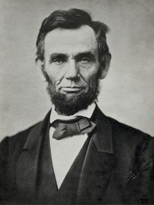 Abraham Lincoln, Head and Shoulders