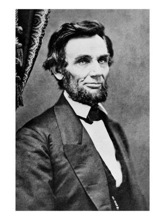 picture regarding Printable Pictures of Abraham Lincoln identify Abraham Lincoln Picture Artwork Print as a result of