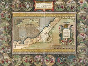 Abrahami Patriarchae Peregrinatio, Et Vita by Abraham Ortelius