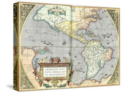 The Americas, 1592