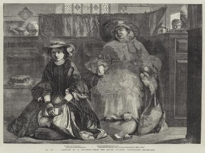 Exhibition of the Royal Academy