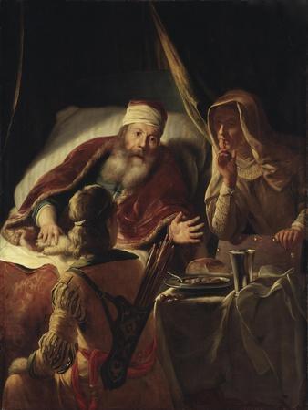 Isaac Blessing Jacob, c.1660-70