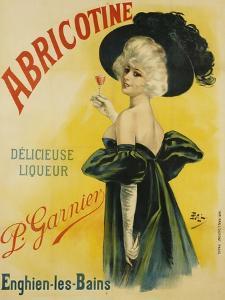 Abricotine Poster