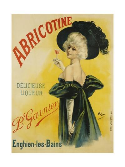 Abricotine Poster--Giclee Print