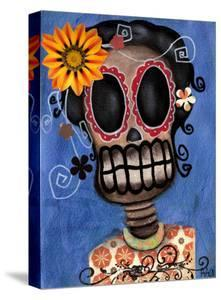 Frida Muerta by Abril Andrade