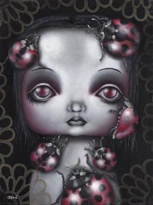 Ladybug Girl by Abril Andrade