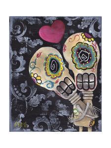 Muertos De Amor by Abril Andrade
