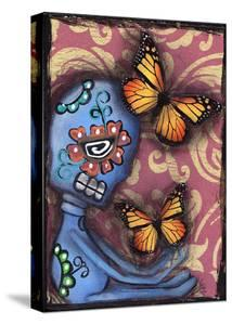 Playing with Monarchs by Abril Andrade