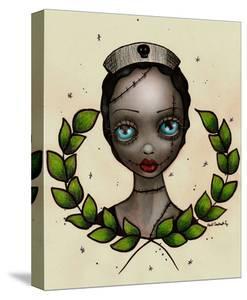 Zombie Nurse by Abril Andrade