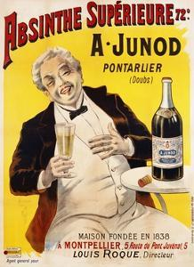 Absinthe Superieure Beverage Poster