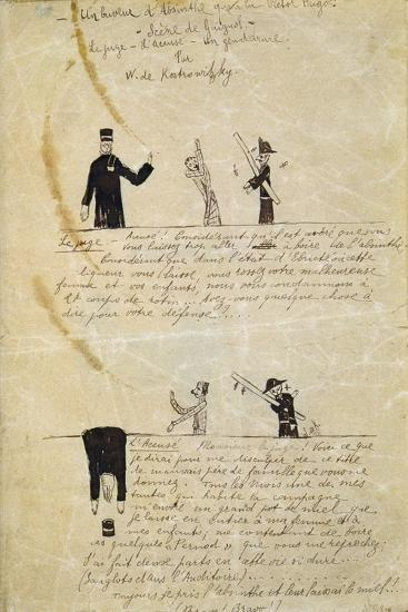 Absinthe/Victor Hugo, C1895-1900-Guillaume Apollinaire-Giclee Print