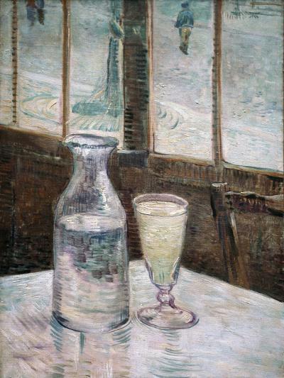 Absinthe-Vincent van Gogh-Giclee Print