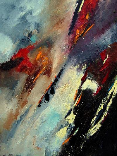 Abstract 03061-Pol Ledent-Art Print