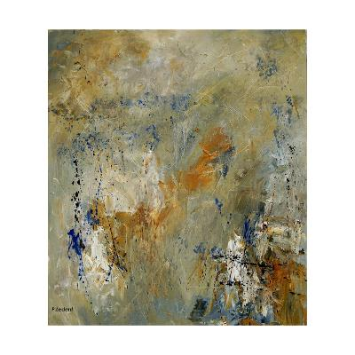 Abstract 080609-Pol Ledent-Art Print