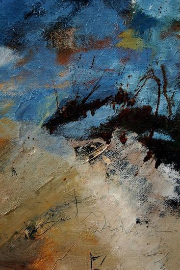 Abstract 12071-Pol Ledent-Art Print