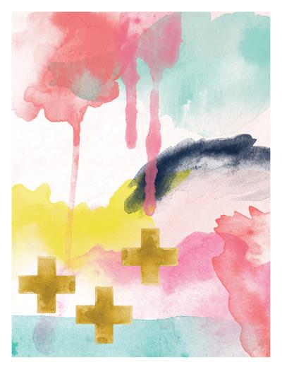 Abstract 1-Amy Brinkman-Art Print