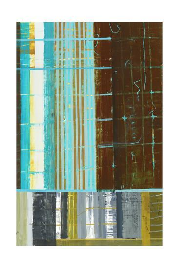 Abstract 1-Akiko Hiromoto-Premium Giclee Print
