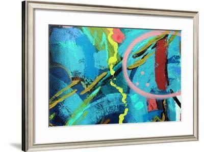 Abstract 23-Sara Hayward-Framed Giclee Print