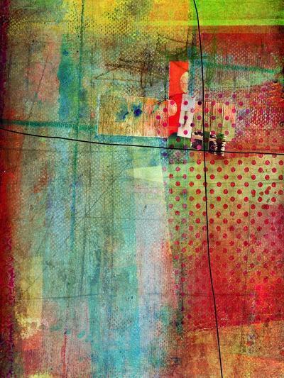 Abstract 24-Ricki Mountain-Art Print