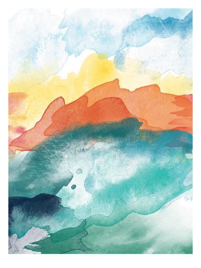 Abstract 3-Amy Brinkman-Art Print