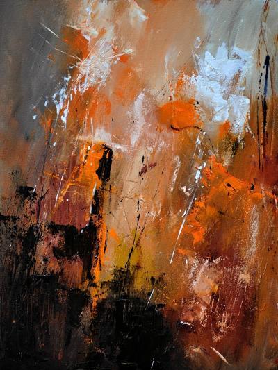 Abstract 454101-Pol Ledent-Art Print