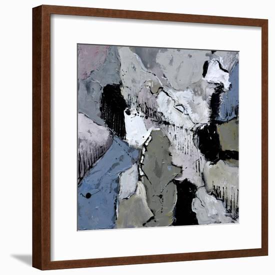 Abstract 555160-Pol Ledent-Framed Art Print