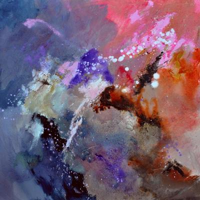Abstract 6601012-Pol Ledent-Art Print