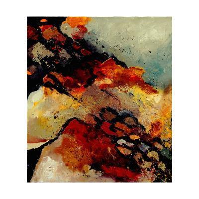 Abstract 780707-Pol Ledent-Art Print