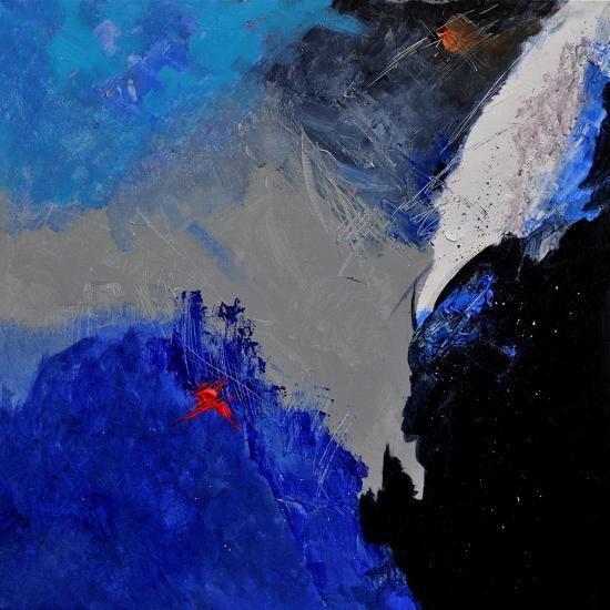 Abstract 88114010-Pol Ledent-Art Print