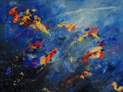 Abstract 971207-Pol Ledent-Art Print