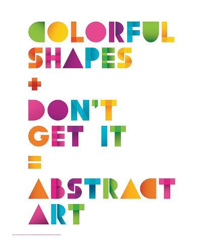 Abstract Art-JJ Brando-Art Print