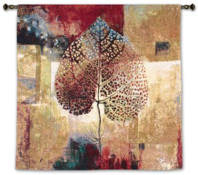 Abstract Autumn-Dougall-Wall Tapestry