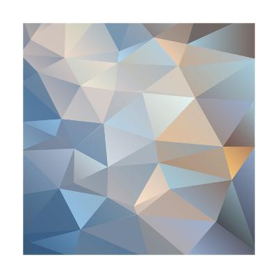 Abstract Background-Tanor-Art Print