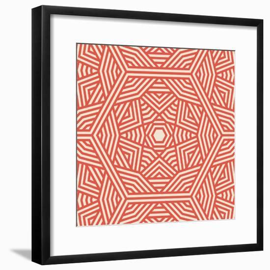 Abstract Background-Magnia-Framed Premium Giclee Print