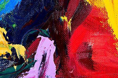 Abstract Background-Suchota-Art Print