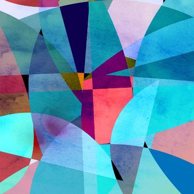 Abstract Background-tanor27-Art Print