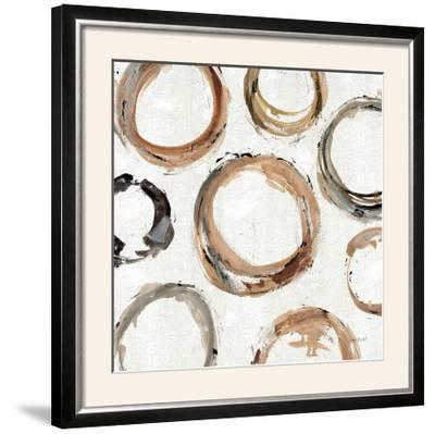 Abstract Balance XI-Lisa Audit-Framed Photographic Print