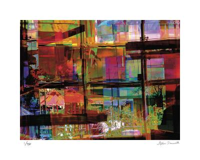 Abstract Bar-Stephen Donwerth-Limited Edition