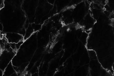 Abstract Black Marble Texture in Natural Patterned.-noppadon sangpeam-Photographic Print