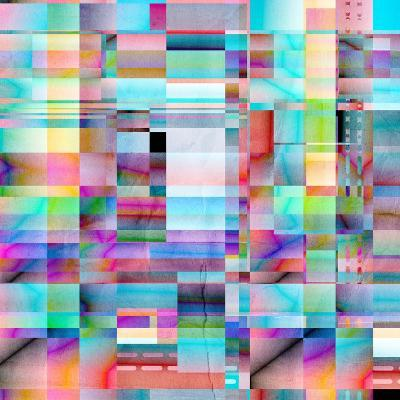 Abstract Bright Background-Tanor-Art Print