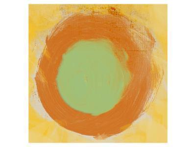 Abstract Brush I-Irena Orlov-Art Print