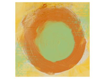Abstract Brush II-Irena Orlov-Art Print