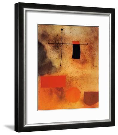 Abstract, c.1935-Joan Mir?-Framed Art Print