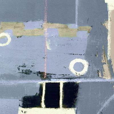 Abstract City View II-Ricki Mountain-Art Print