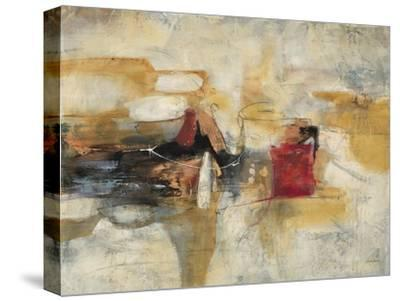 Abstract Cocktail Party 2-Gabriela Villarreal-Stretched Canvas Print