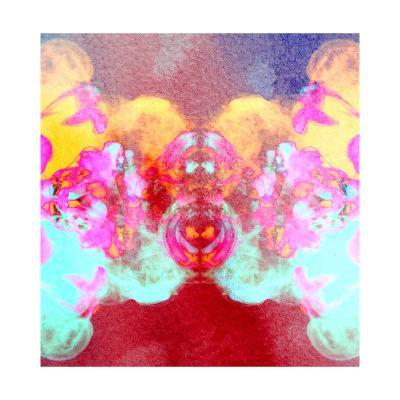 Abstract Colorful Background-tanor27-Art Print