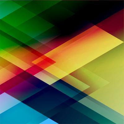 Abstract Colorful-Click Bestsellers-Art Print