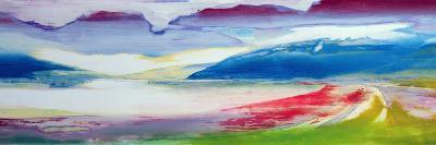 Abstract Composition-Lou Gibbs-Giclee Print