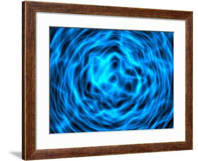 Abstract Computer Artwork-Roger Harris-Framed Photographic Print